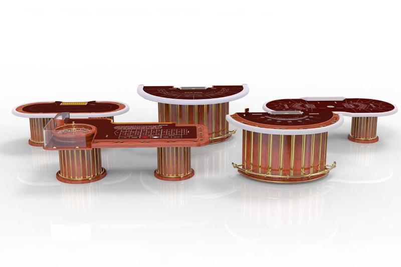 L'arte classica, l'antica raffinatezza dei fusti delle colonne doriche impreziosite da riflessi dorati e dal calore del legno.