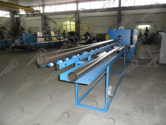 Roll Forming Line rainwater pipe