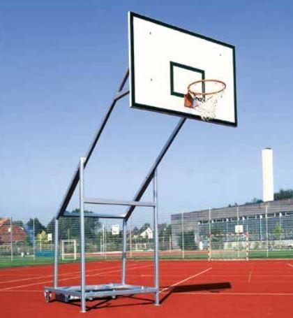 Basketball system mobile