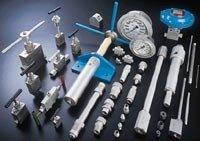 Komponenten für die Hochdrucktechnik