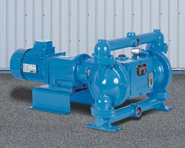 ABEL EM pump applications as process pumps for the transport of fluids and powders, for feeding filter presses, feeding centrifuges