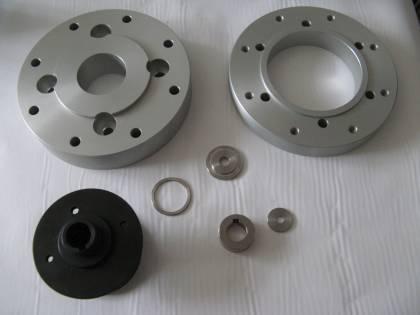 Round Parts / Drehteile