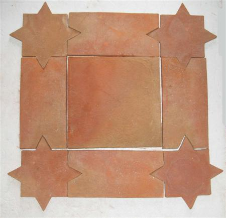 We are the manufacturer and exporter of Handmade Terracotta tiles for your Floors, Walls & for Roofs. So please contact us at nikitagroup@yahoo.com