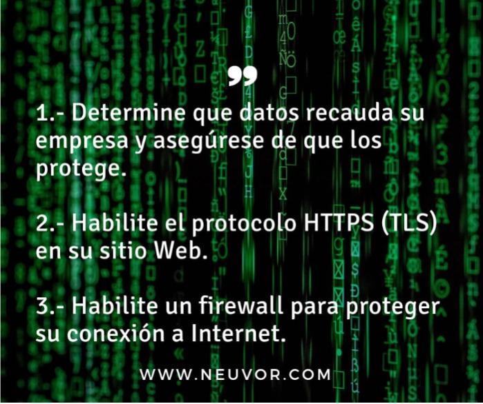 La Ciberseguridad: