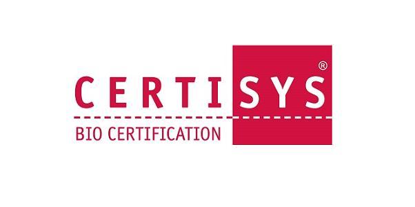 Organic certification.