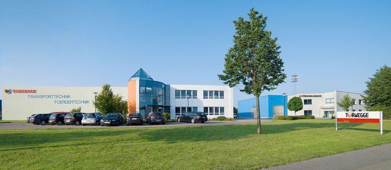 Hauptsitz in Bielefeld