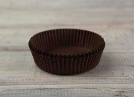 Paper baking mold 3d (30х16х62) brown
