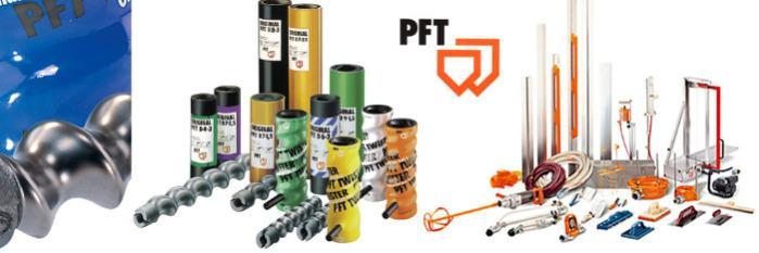 ORIGINAL PFT-Produkte & Ersatzteile