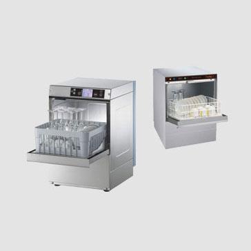 Gastro-Gläserspülmaschinen für Großküchen
