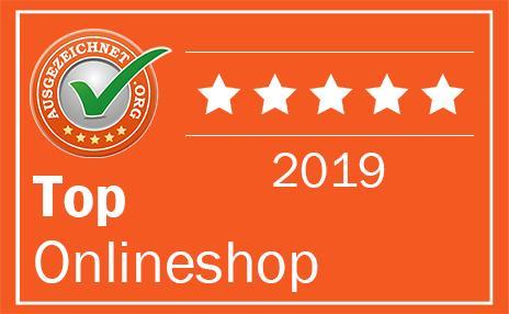 TOP Online-Shop 2019