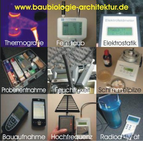 Baubiologische Messtechnik