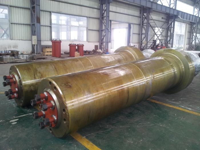 hydraulic cylinder with 1000 tons pressure