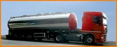 Autotrasporto liquidi alimentari