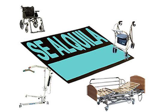 Alquiler de productos ortopédicos