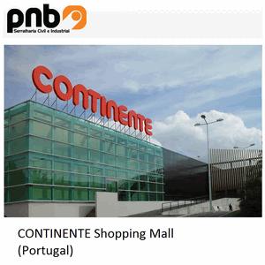 Continente Shopping Mall - Portugal