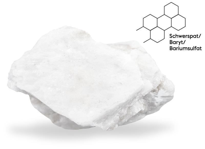 Der Rohstoff Bariumsulfat