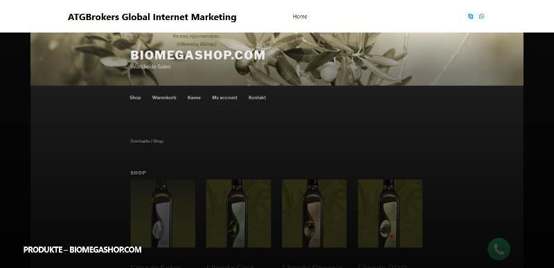 BioMegaShop.com