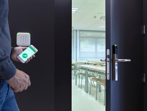 Mobile Access mit SALTO JustIN Mobile