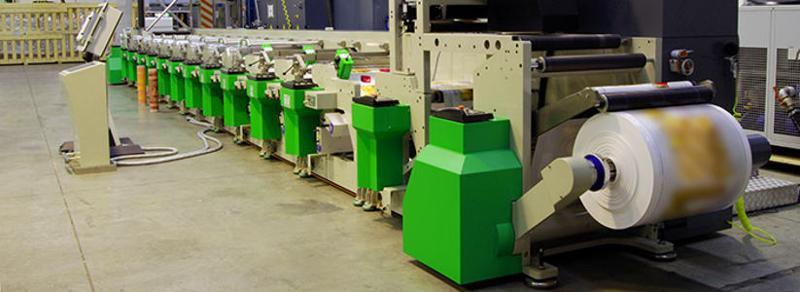 Spandau Pumpen für die Druck-und Verpackungsmaschinenindustrie