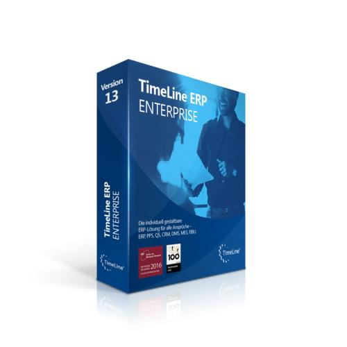 TimeLine ERP - die All-round Lösung