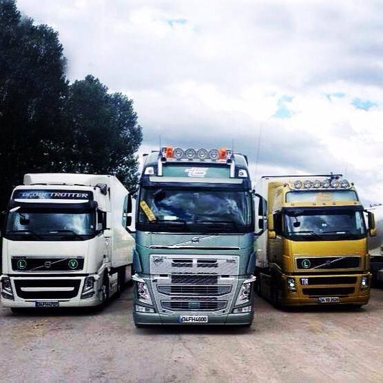 Anfang Mai 2014 ist der erste Volvo Truck in Euro 6 Abgasnorm in Betrieb genommen worden. Transbatur führt internationale Transporte mit Kühlfahrzeuge durch.