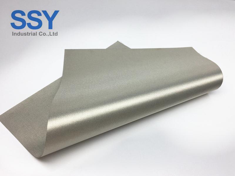 RFID signal shielding fabric