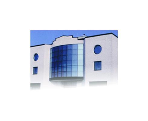 Facciate Continue con infissi in alluminio, o pvc costruite ad Olbia in Sardegna.