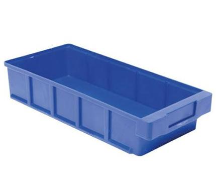 Plastic picking shelf tray