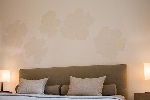 Ob klassisch oder modern, Texturwerk realisiert wirkungsvolle Wandmalereien. Auch als Deckenmalerei und zur Fassadengestaltung sind die malerischen Motive sehr schmückend.