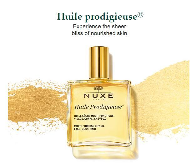 Dry oil Huile Prodigieuse® by NUXE