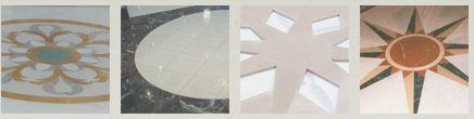 realizzazione di pavimentazioni e rivestimenti di pareti complete