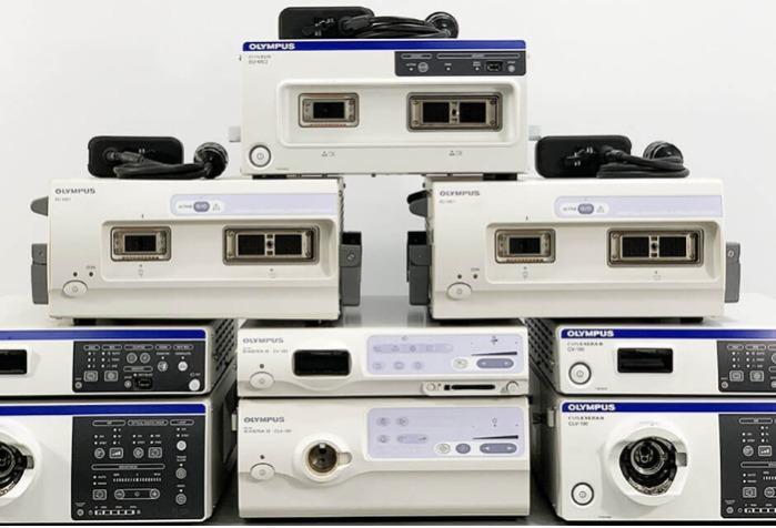 Processeurs vidéo et sources de lumière