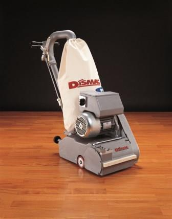 The SPECIAL drum sander specially designed and built for wooden floors is a quality machine and the result of more than 50 years of experience in sanding technology.