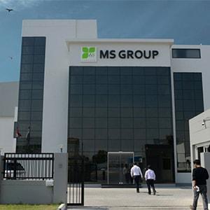 MS Group Textiles building