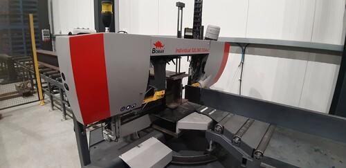 Bomar CNC Sägeanlage 520x360mm