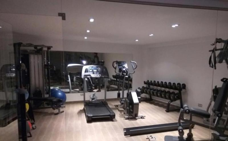 Home Gym in Marbella by KUL Fitness