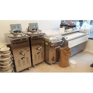 Installation boulangerie Bio et plus