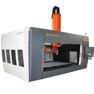 5-axis CNC machining centers