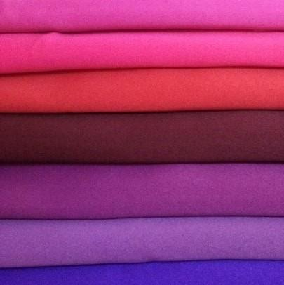 We have several types of satin fabrics, width ranging from 150 cm to 320 cm. They are used for bridal wears, tablecloths, curtains, bedcovers etc.