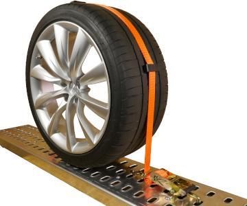 Spanngurte Autotransport Reifengurt