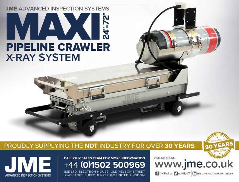 JME MAXI Pipeline Crawler