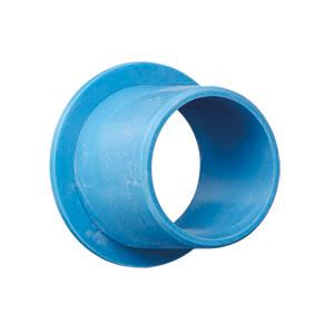 Bushings of high performance plastics