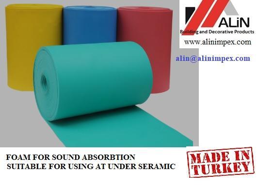 Sound Insulation Rubber