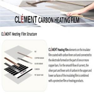 CLÉMENT Heating Film