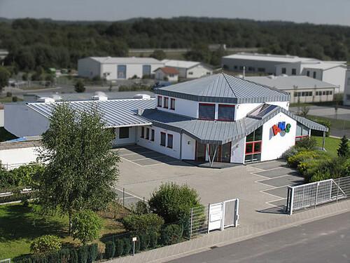 Firmengebäude in Limeshain