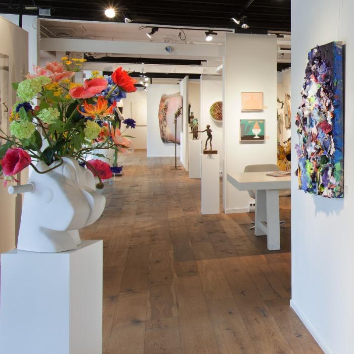 AbrahamArt Galerie en Kunstuitleen