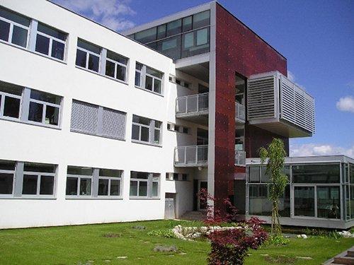 Bundesschulzentrum, Umbau