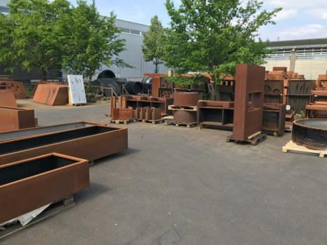 Corten Steel Fountain, products