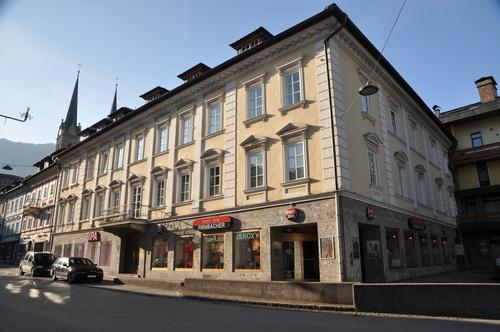 unser Standort in St.Johann/Pg.