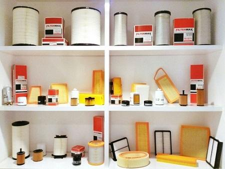 Some samples at our Sales Office in Istanbul.